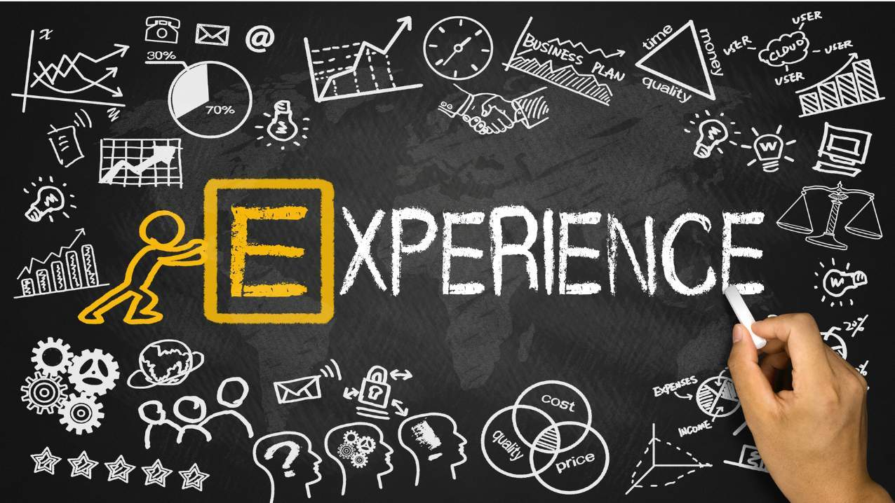 time-experience